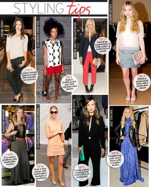 Styling Tips