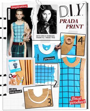 Prada Print