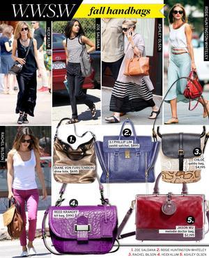 Fall 11 Handbags