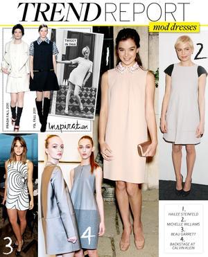 Mod Dresses