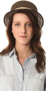 Eugenia Kim  Eugenia Kim Marcel Hat