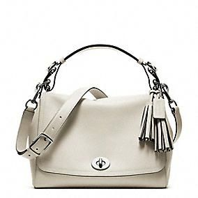 Coach  Coach Legacy Leather Romy Top Handle Bag