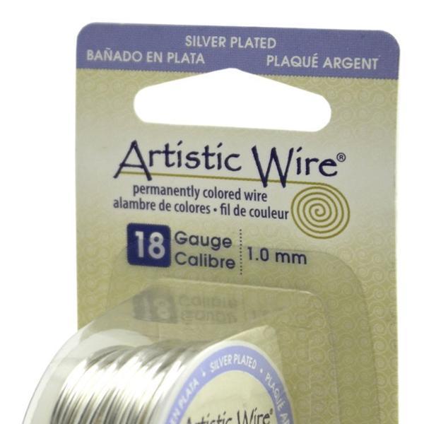 Artistic Silver Wire