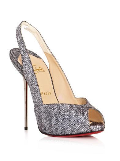 Christian Louboutin  Boulimina Lady Glitter Shoes