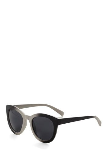 ModCloth  Fade You Sunglasses