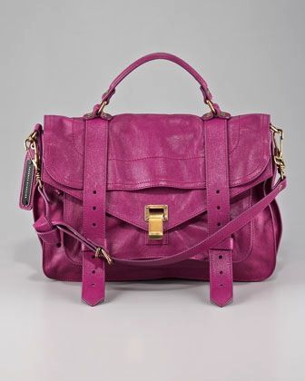 Proenza Schouler  PS1 Medium Leather Bag