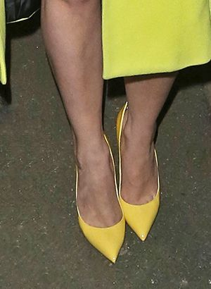 Celeb-Inspired Pointy Pumps For Every Style