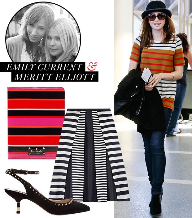 The stripes trend is everywhere. How can I get the look?