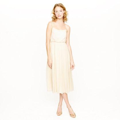 J.Crew  Carmela Dress