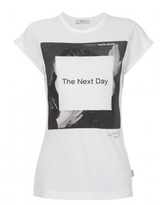 Paul Smith for David Bowie  The Next Day Print T-Shirt