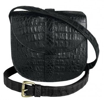 Zink  Mini-Gypsy Crocodile Cross-Body