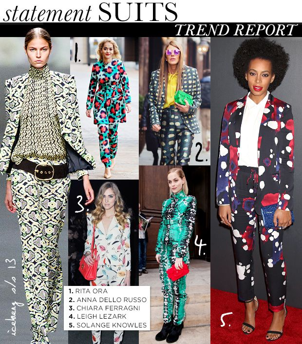 The Show-Stopping Suit Trend We Love For Spring