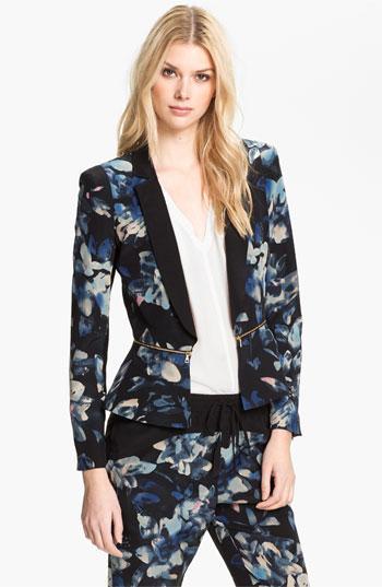 Rebecca Taylor Hawaii Silk Jacket
