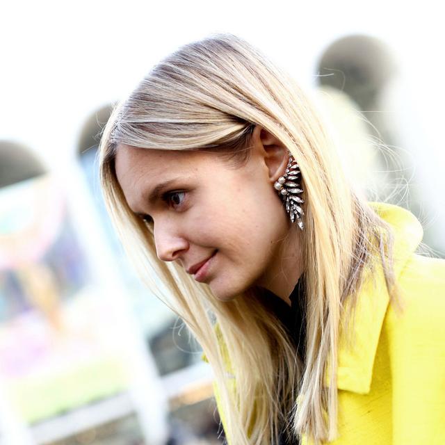Street Style: Yellow Jackets
