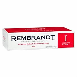 Rembrandt Intense Stain Whitening Toothpaste