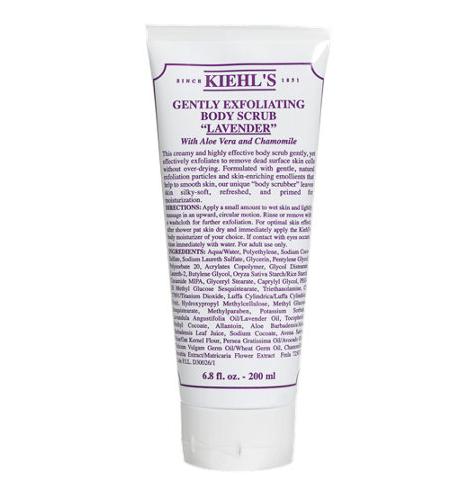 Kiehl's Lavender Exfoliating Scrub