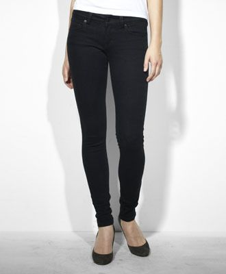 Levi's  High Res Skinny Jeans