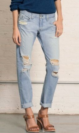 Rag & Bone  Milton Boyfriend Jeans