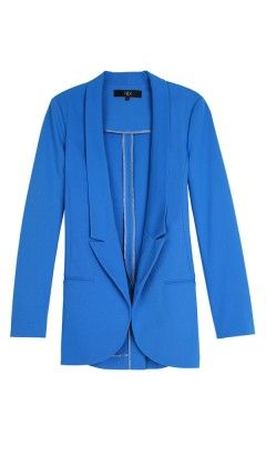 Tibi Maverick Suiting Easy Blazer