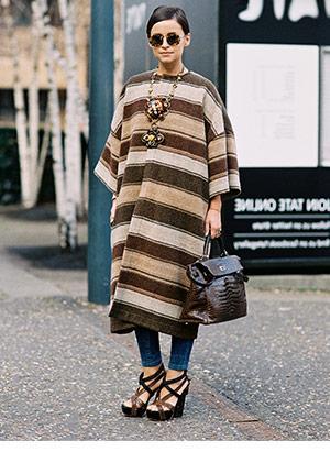 Street Style Roundup With Vanessa Jackman