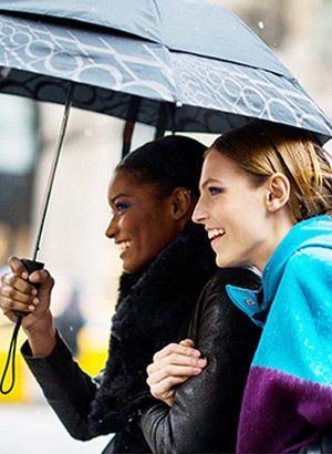 Stay Dry This Spring—Grab a Stylish Umbrella
