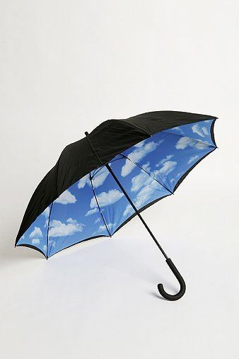 Urban Outfitters  Printed Umbrella