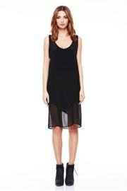 LNA LNA Sherwood Tank Dress