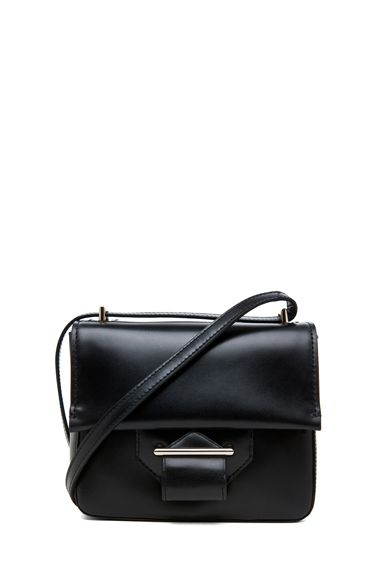 Reed Krakoff  Standard Mini Shoulder Bag in Black
