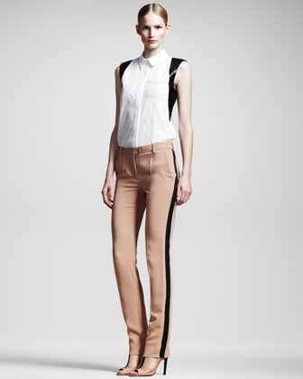 Reed Krakoff Slim Trousers
