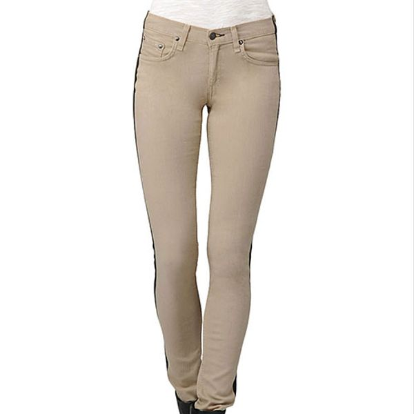 Rag & Bone Skinny Tuxedo Jeans