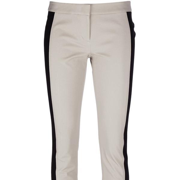 DKNY  Tuxedo Skinny Trouser