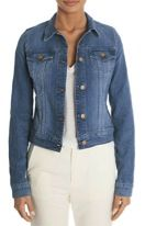 J Brand  J Brand Slim Fitted Denim Jacket