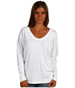C&C California  Twist Long Sleeve Dolman Top