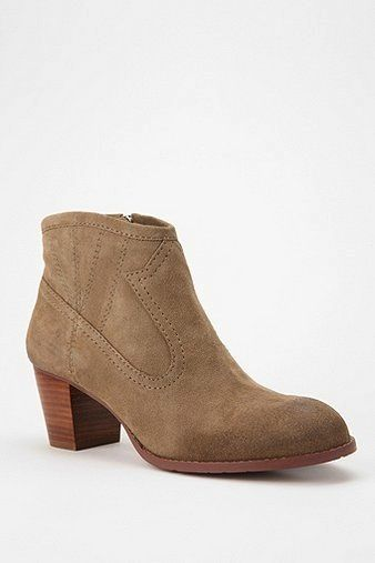 Dolce Vita  JuJu Suede Ankle Boots