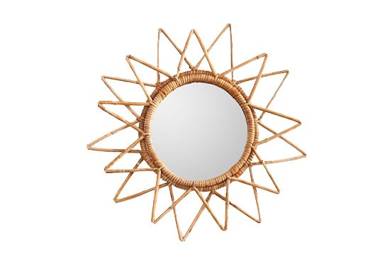 Urban Outfitters Magical Thinking Woven Mirror