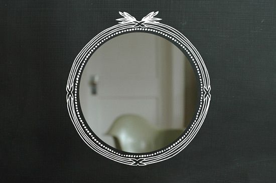 Shanna Murray Illustrated Darcy Mirror Kit