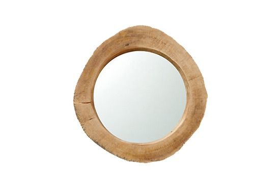 Terrain Tree Trunk Mirror