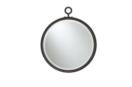 Pottery Barn Morello Round Mirror