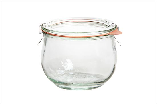 Cost Plus World Market Small Glass Weck Jar