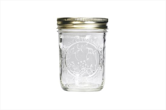 Ace Hardware Ball 8oz Regular Mouth Mason Jars