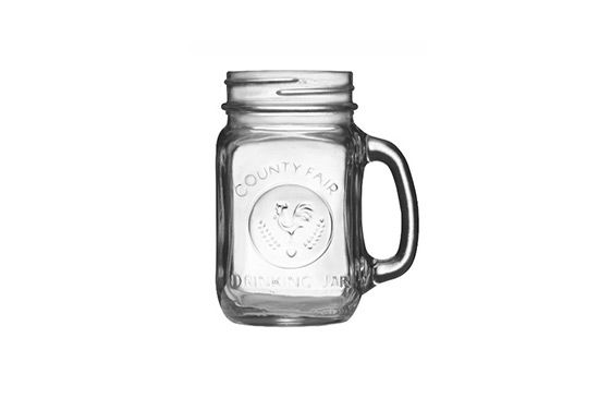 Pottery Barn Mason Jar Mug