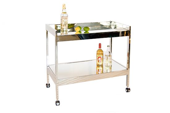 Plantation Raymond Bar Cart