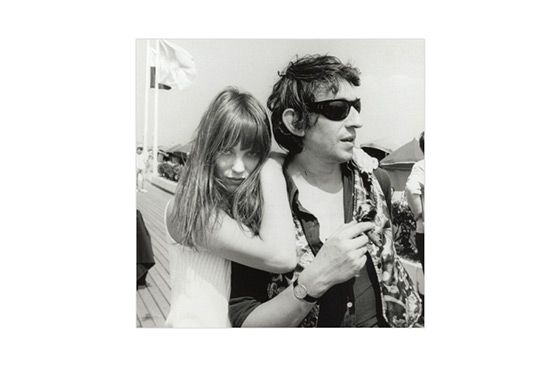 Art.com Serge Gainsbourg and Jane Birkin, July 23, 1970