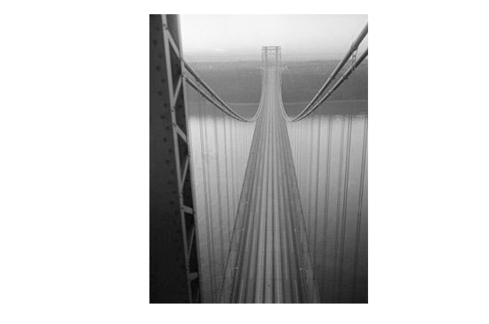 art.com The George Washington Bridge by Bettmann