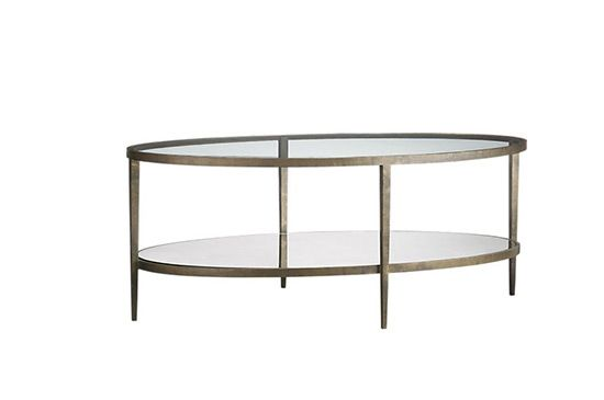 Crate & Barrel Clairemont Coffee Table