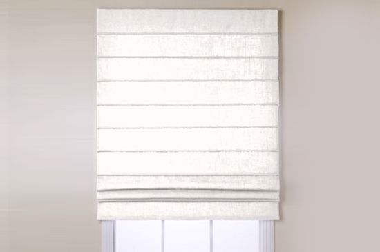 Smith+Noble Reverse Classic Roman Shades