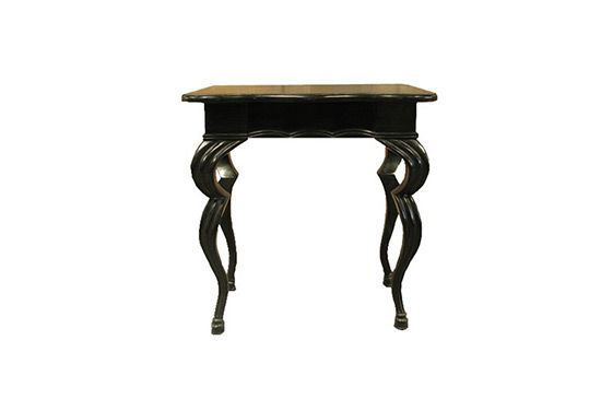 Noir Bronte Side Table