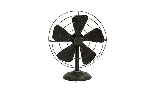 Amazon Decorative Vintage-Style Fan