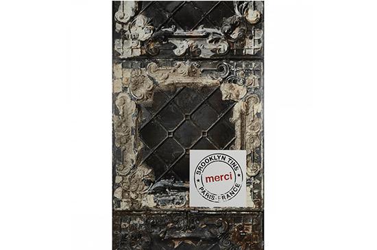 Merci Wallpaper Brooklyn Tins 07