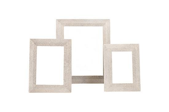 Barney's  Shagreen Frames, R&Y Augousti